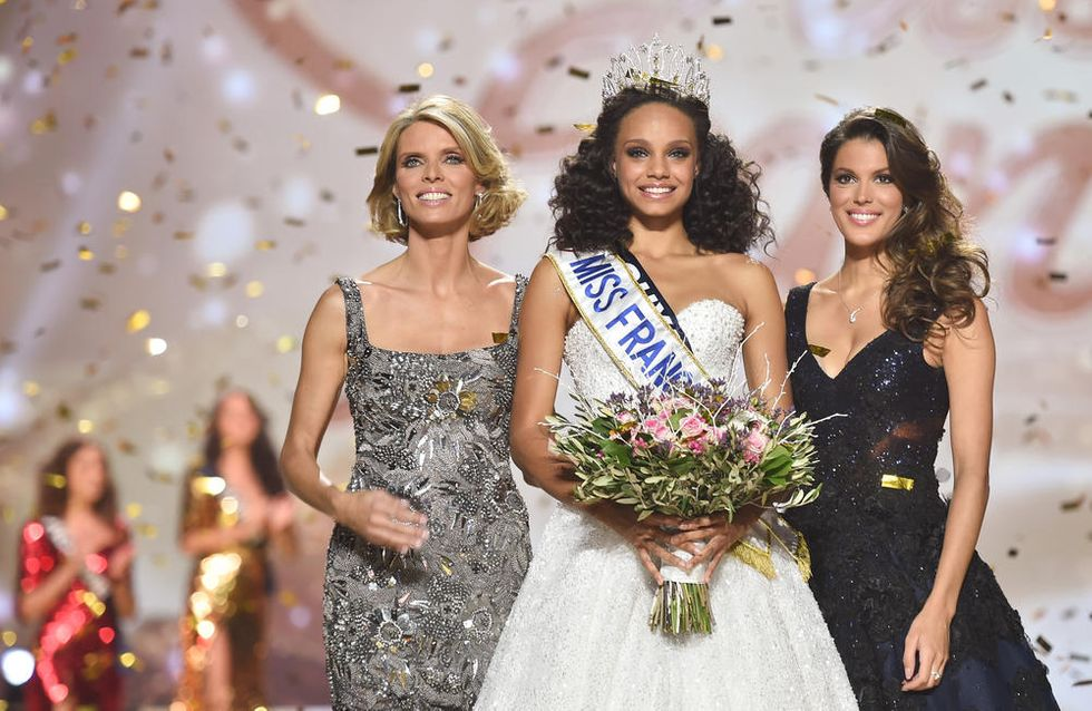 Alicia Aylies, Miss France 2017, déjà victime de racisme (Photos)