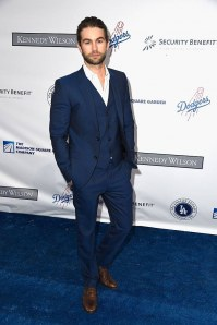 Chace Crawford alias Nate Archibald