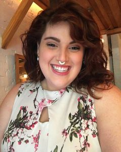 Shay Neary, mannequin plus size transgenre