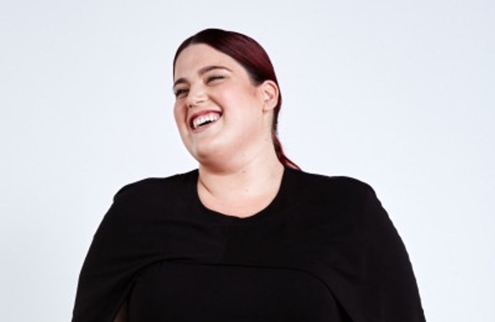 Mannequin plus size transgenre, Shay veut se faire entendre (Photos)