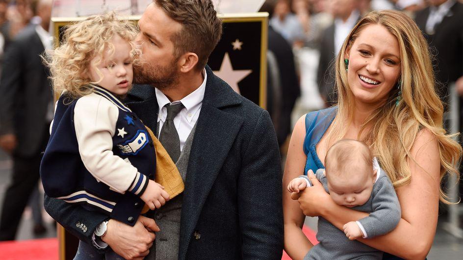 On connait ENFIN le prénom du bébé de Blake Lively (Photos)