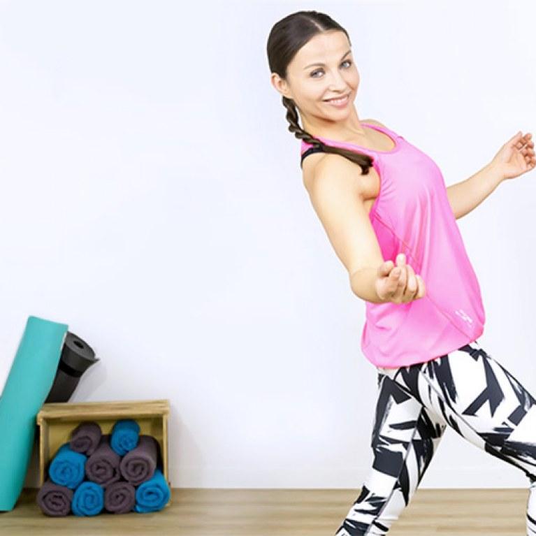 Das große FITNESS-DANCE-Special mit Anna: In 4 Wochen zur
