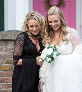 Eastenders 01/01 - Ronnie And Jack's Wedding Has Finally Arrived