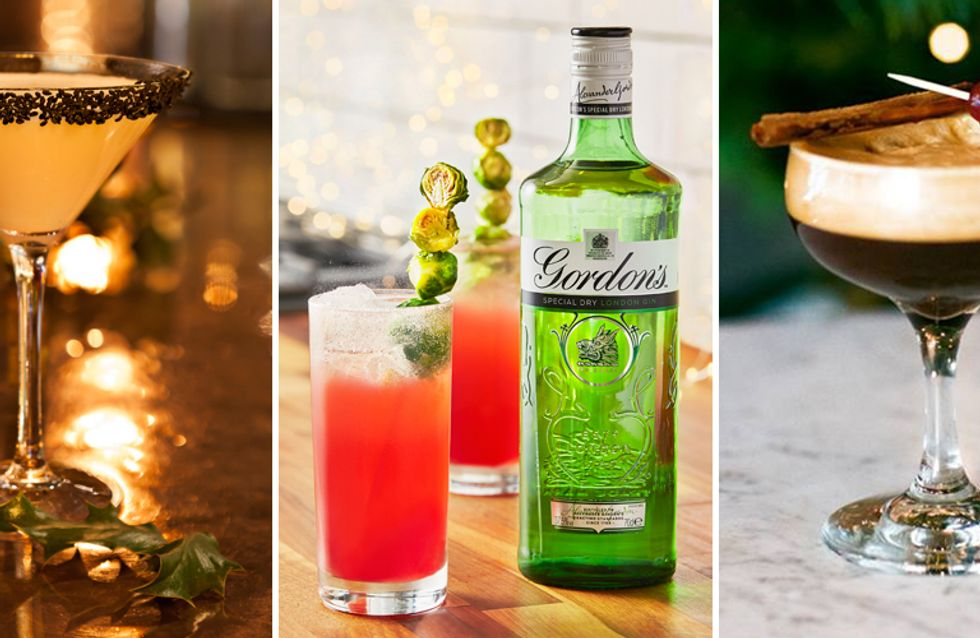 London's Best Christmas Cocktails and How to Make Them in Your Own Home