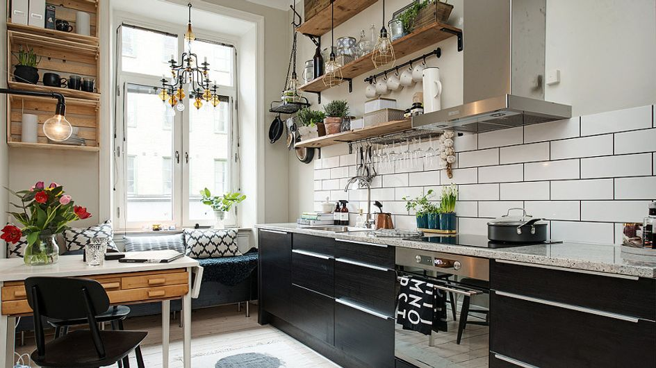 8 errores para evitar que tu cocina sea cutre