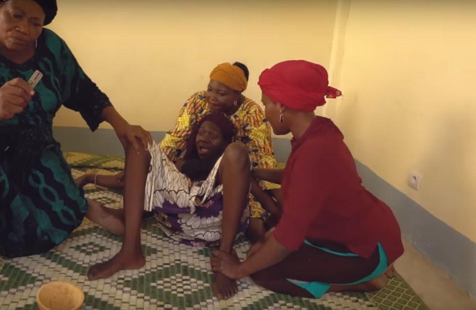 Ce glaçant mannequin challenge au Tchad va vous révolter (Vidéo)
