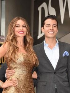 Sofia Vergara et son fils Manolo