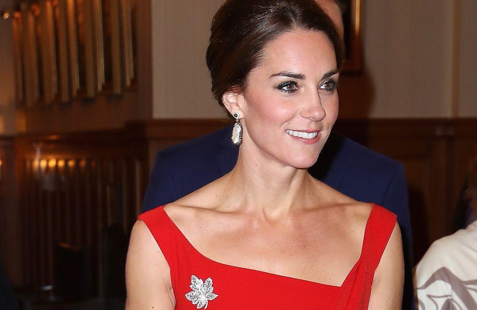 Au final, combien a coûté la garde-robe de Kate Middleton en 2016 ? (Photos)
