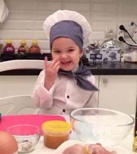 Instagram se rinde ante los encantos de la chef más joven del mundo