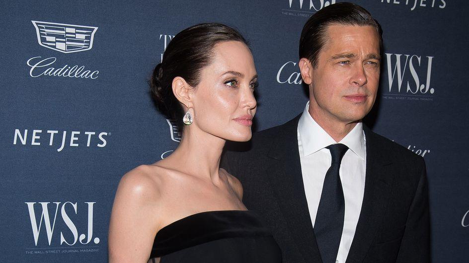 Brad Pitt acusa a Angelia Jolie de no proteger la intimidad de sus hijos