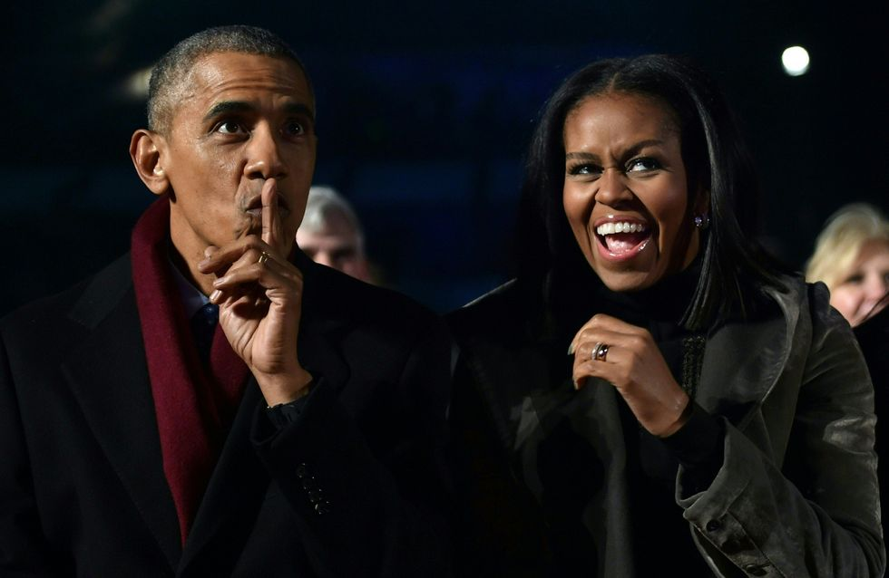 Les vœux ultra racistes et violents d'un proche de Trump pour Michelle et Barack Obama