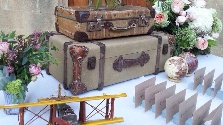 Detalles para organizar tu boda vintage