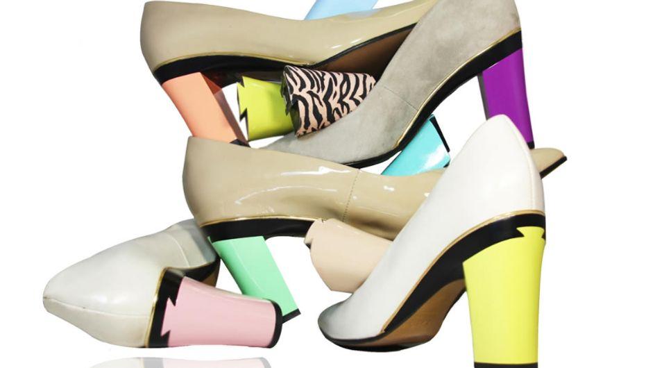 Cambia el tacón de tu zapato según el plan o el dolor de pies