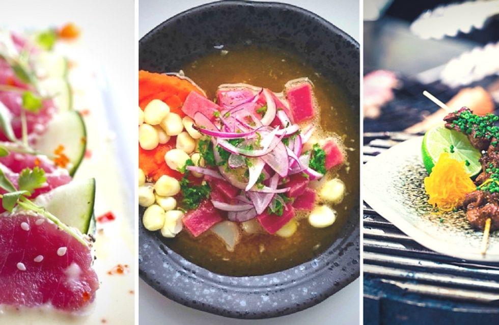 Saine, savoureuse et diablement branchée, la cuisine nikkei va t'envoûter !