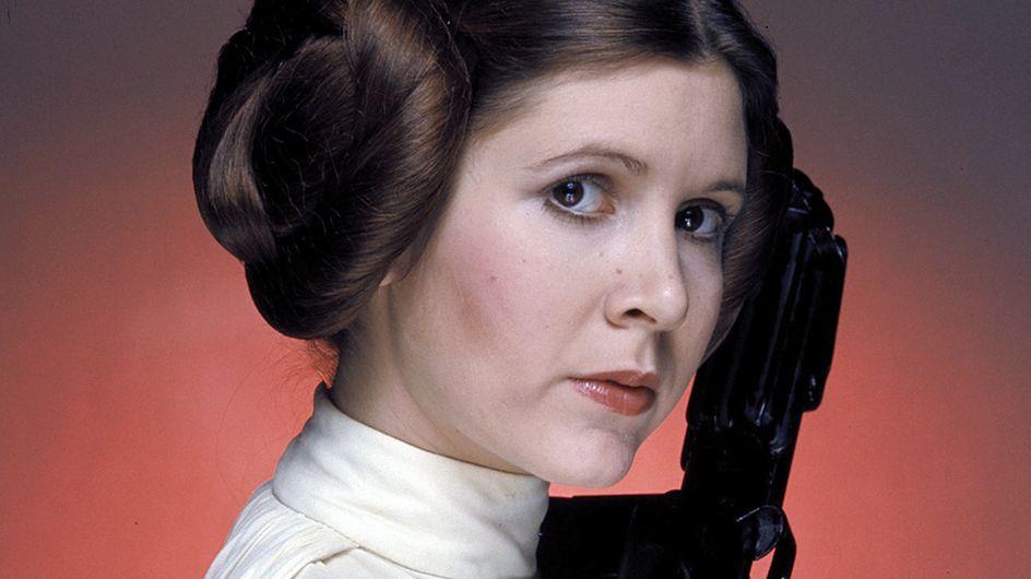 Muere Carrie Fisher, la mítica princesa Leia de 'Star Wars'