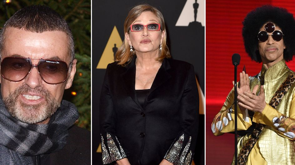 Remembering All The Celebrities We Lost in 2016