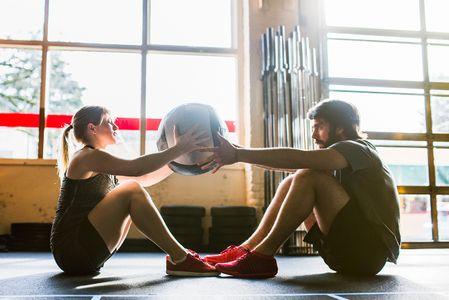 Sesión de Gym