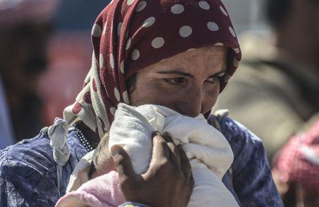 Une Syrienne