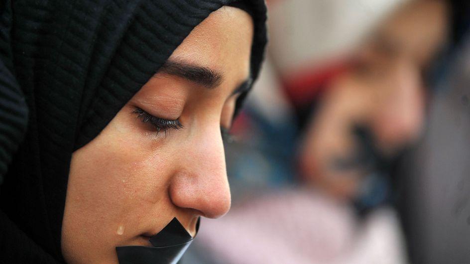 Le viol utilisé comme arme de destruction massive en Syrie