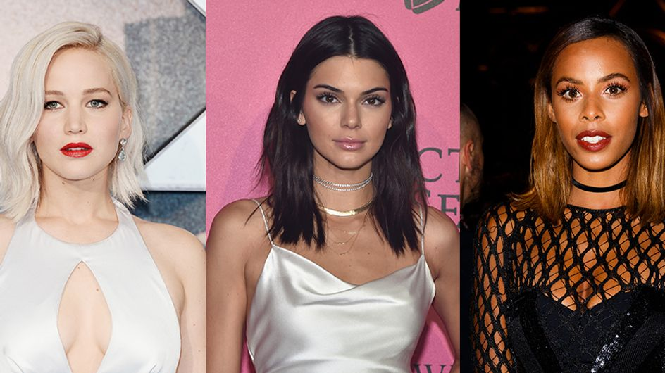 From Lobs To Balayage: The Hottest Celebrity Hairstyles For 2017