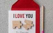 Tarjetas para San Valentín: 20 ideas DIY para sorprender a tu pareja