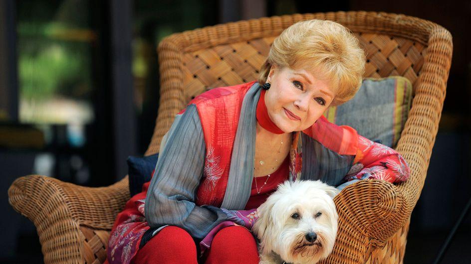 Fallece la actriz Debbie Reynolds un día después que su hija Carrie Fisher