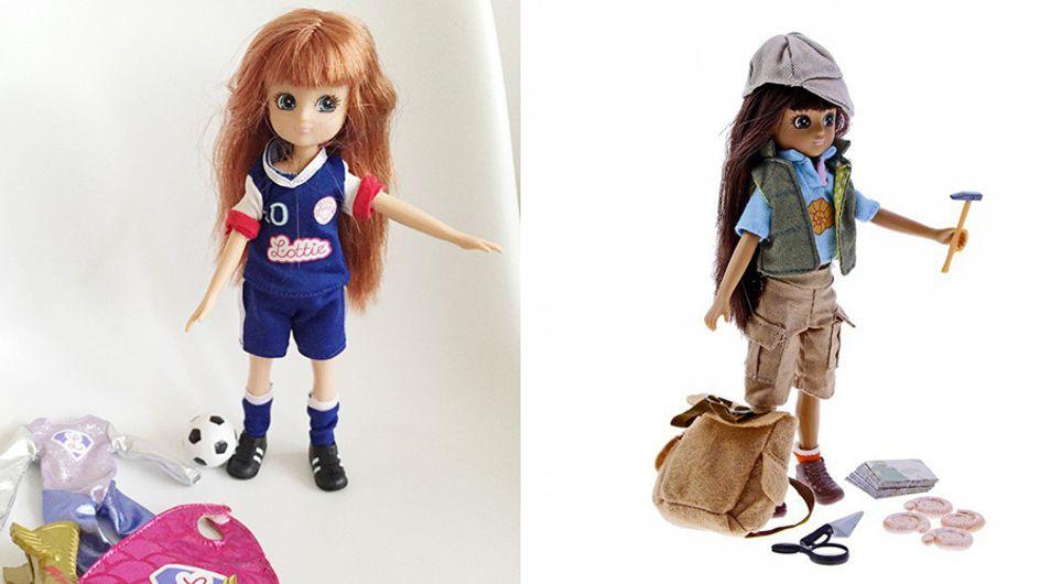 Muñecas contra el machismo y los estereotipos