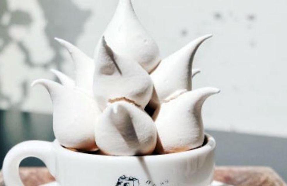 ¡Merengue, merengue! Descubre el café que causa sensación en Instagram