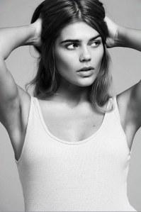 Ronja Manfredsson, gagnante de Scandinavia's Next Top Model
