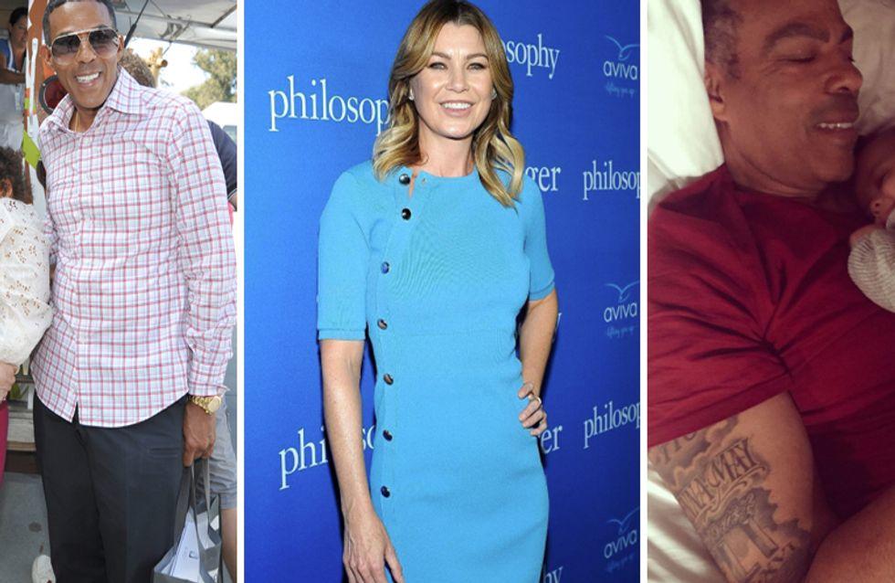 Ellen Pompeo, di nuovo mamma: la Meredith di Grey's Anatomy ha avuto il terzo figlio!