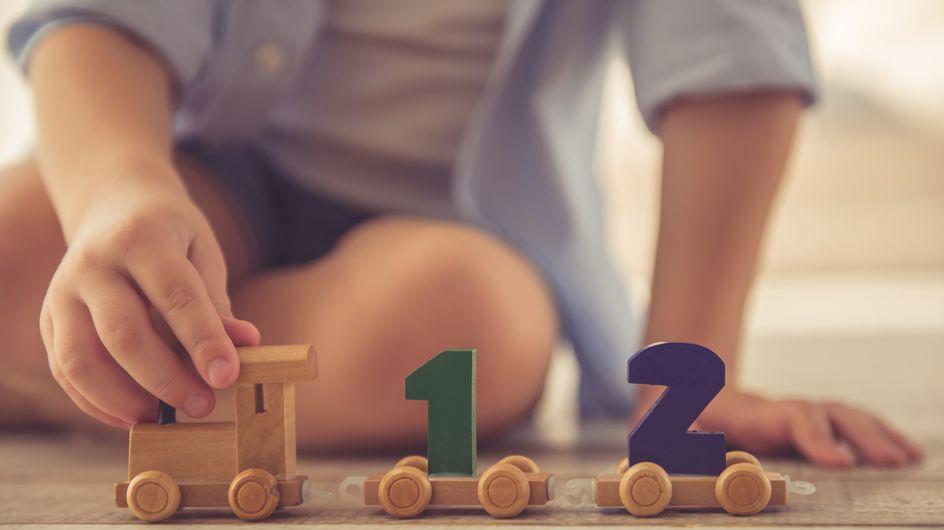 Faire découvrir les chiffres par le jeu aux enfants