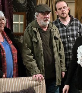 Emmerdale 10/01 - It's Joanie's Sentencing And Zak Feels Guilty...
