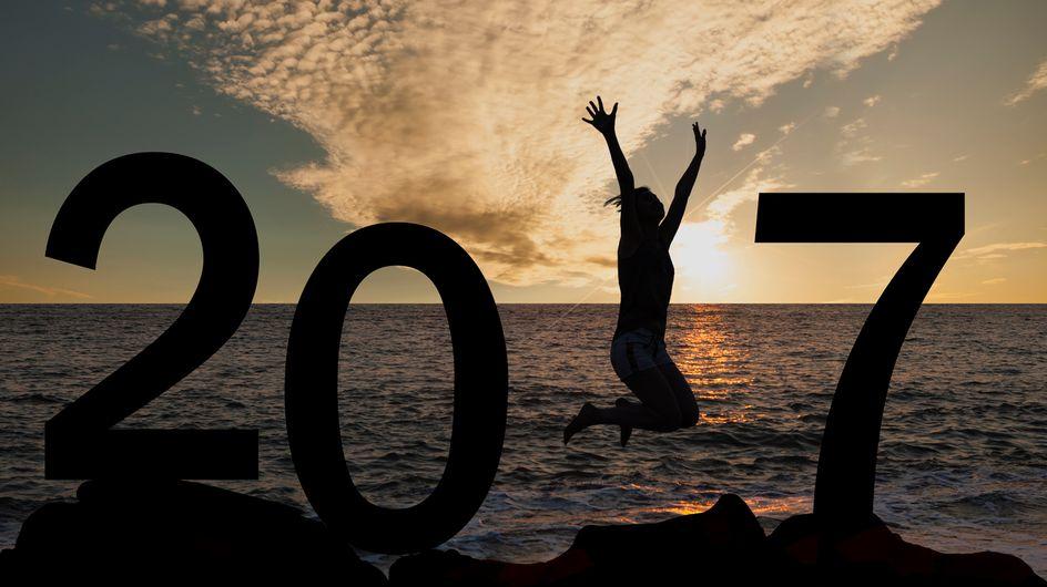 5 buoni propositi per il 2017 che dovremmo avere tutte (per stare meglio prima con noi stesse).