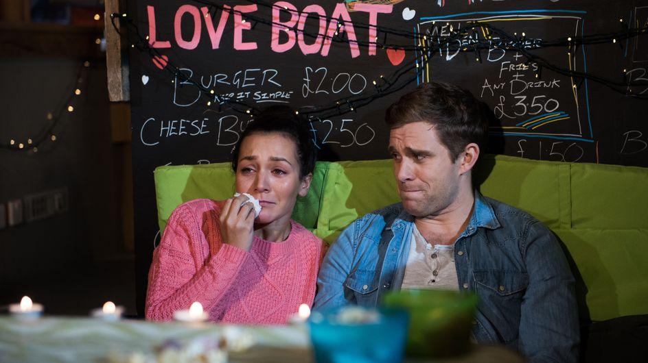 Hollyoaks 11/01 - Nathan Plans A Treat For Cleo, Making Lisa Jealous