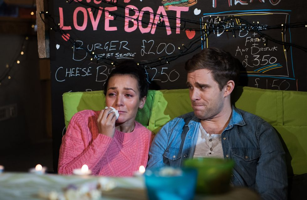 Hollyoaks 11/01 - Nathan Plans A Treat For Cleo, Making Lisa Jealous
