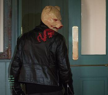 Hollyoaks 13/01 - A Masked Intruder Raids The Dog