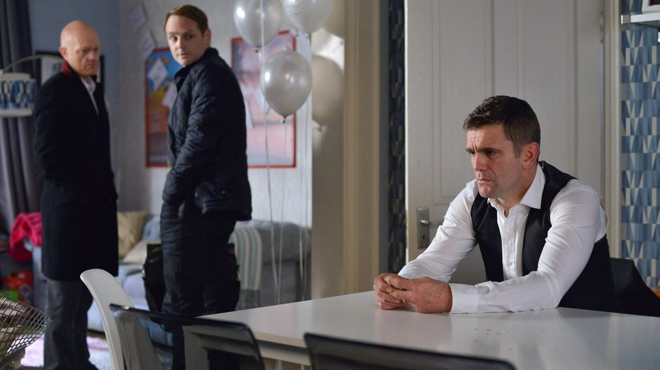 Eastenders 02/01 - One Family Receives Some Life-Changing News...