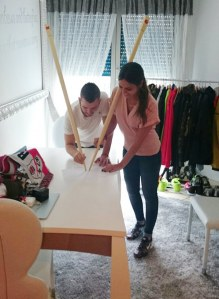 El vestidor de Cristina Pedroche