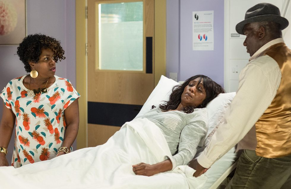 Eastenders 13/01 - Denise Goes Into Labour