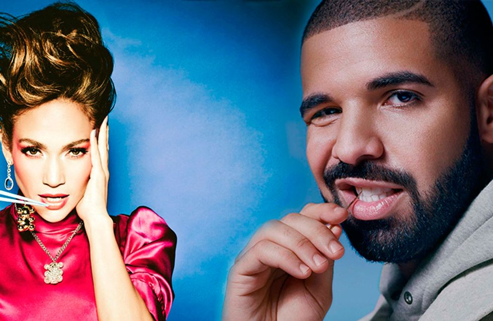Jennifer Lopez e Drake já merecem o título de casal do ano