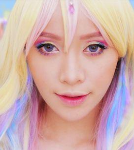 Eyeliner de unicornio, la magia llega a tus ojos