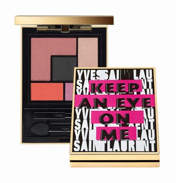 Couture Palette Collector, Yves Saint Laurent - 63 € (sortie le 30 janvier 2017)
