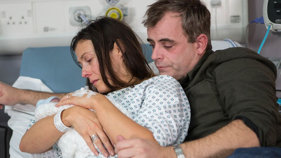 Coronation Street 13/01 - A Grieving Michelle Lashes Out