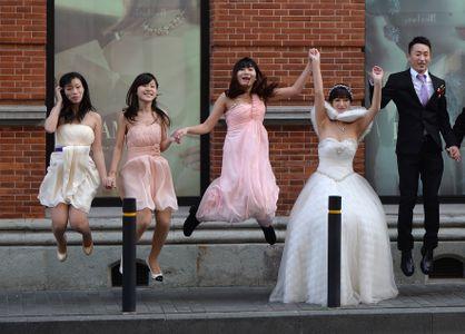 Un mariage chinois