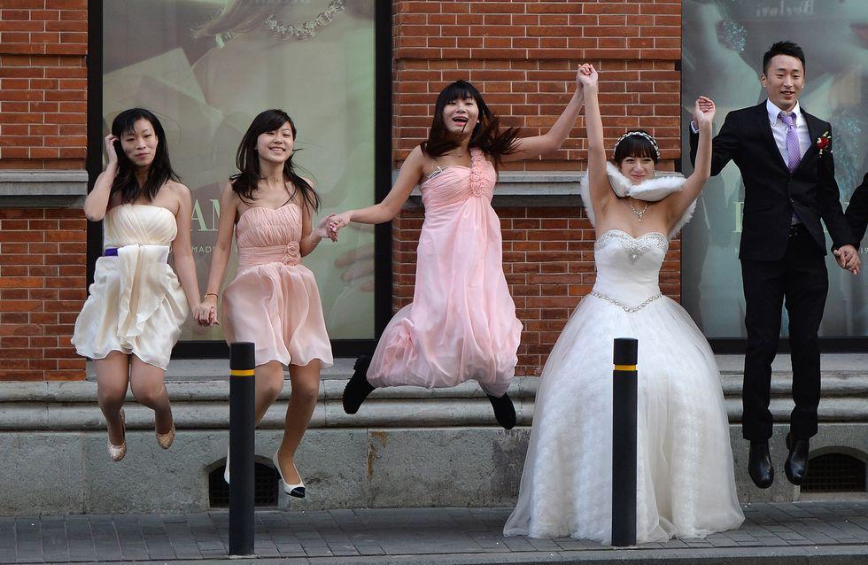 Harcelées, humiliées, agressées... l'enfer des demoiselles d'honneur en Chine
