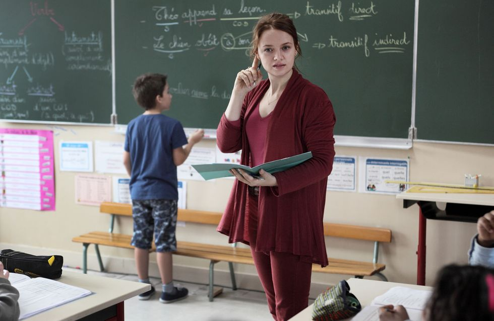 Sara Forestier brille en institutrice dévouée dans Primaire