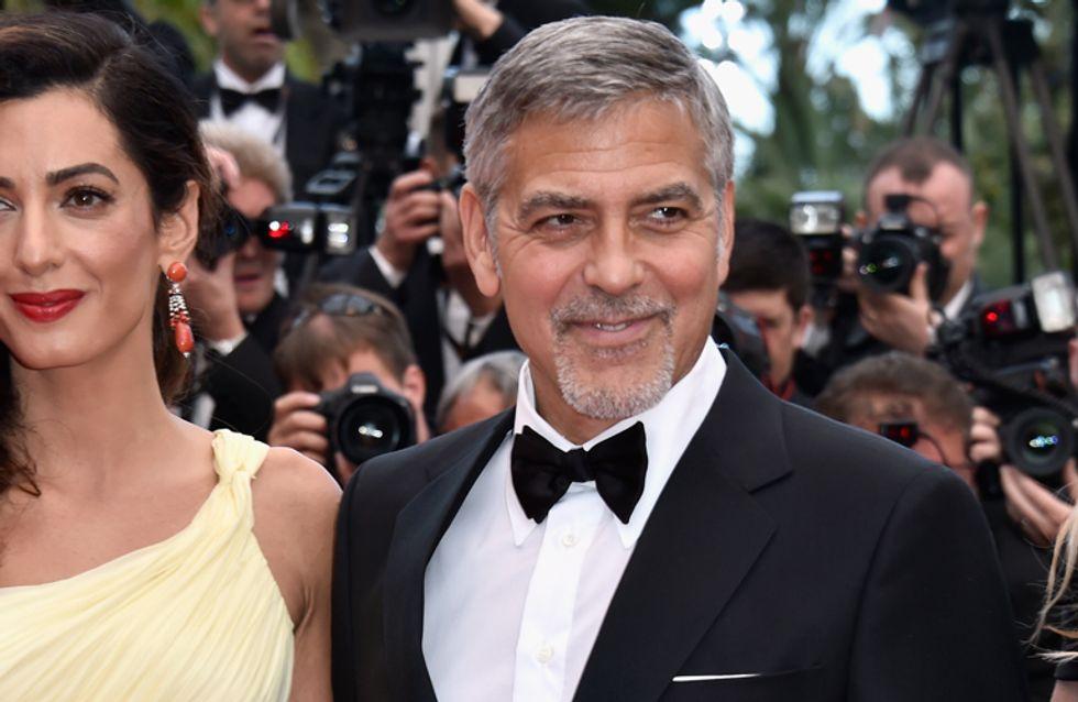 George Clooney papà. Amal sarebbe incinta di due gemelli!
