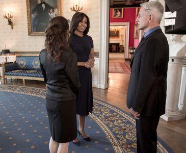 Michelle Obama dans NCIS