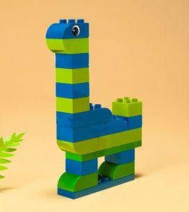 La construction du dinosaure que votre enfant va adorer