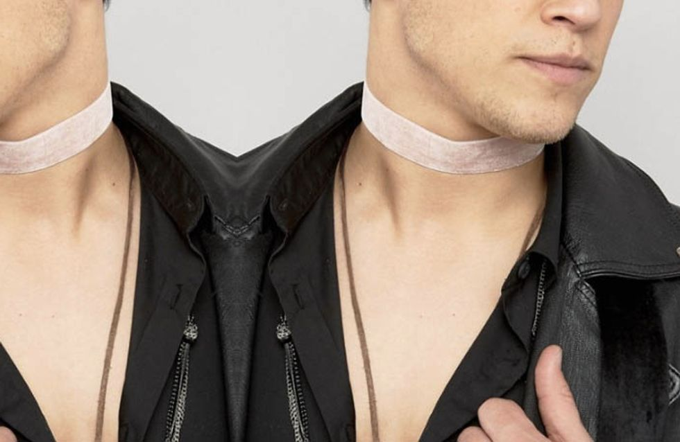 ASOS Have Started Selling Men's Chokers And People Have Mixed Feelings About It